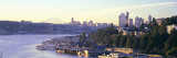 Sunrise Seattle, WA Wall Decal by  Panoramic Images