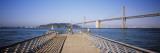 Bay Bridge, San Francisco, California, USA Wall Decal by  Panoramic Images