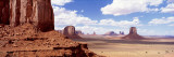 Arizona, Monument Valley Wall Decal by  Panoramic Images