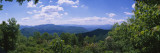 Cherohala Skyway, North Carolina Highway 143, Nantahala National Forest, North Carolina, USA Wall Decal by  Panoramic Images