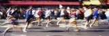 People Running in Marathon, New York City, New York, USA Wall Decal by  Panoramic Images