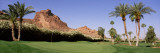 Golf Course Near Rock Formations, Paradise Valley, Maricopa County, Arizona, USA Wall Decal by  Panoramic Images