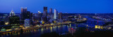Pittsburgh, PA Wall Decal by  Panoramic Images
