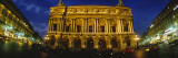 Facade of a Building, Opera House, Paris, France Wall Decal by  Panoramic Images
