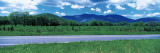 Ft Valley Road Madison Co Va, USA Wall Decal by  Panoramic Images