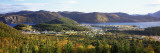 View of Norris Point, Near Gros Morne National Park, Newfoundland & Labrador, Canada Wallstickers af Panoramic Images