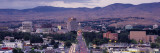 Aerial View of a City, Boise, Idaho, USA Wall Decal by Panoramic Images 