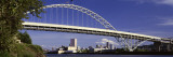 Fremont Bridge Portland or, USA Wall Decal by  Panoramic Images