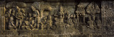 Carvings on the Wall, Borobudur Temple, Java, Indonesia Wall Decal by  Panoramic Images