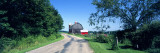 New York, Farm, Road Wall Decal by  Panoramic Images
