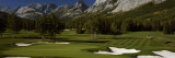 Mt Kidd Golf Course, Kananaskis Country Golf Course, Calgary, Alberta, Canada Wall Decal by  Panoramic Images
