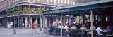 Cafe Du Monde French Quarter New Orleans, LA Wall Decal by  Panoramic Images