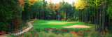 Golf Course New England, USA Wall Decal by  Panoramic Images