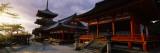 Facade of a Temple, Kiyomizu-Dera Temple, Kyoto, Honshu, Japan Wall Decal by  Panoramic Images