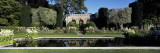 Pond in a Garden, Filoli Gardens, Woodside, San Mateo County, California, USA Wall Decal by  Panoramic Images