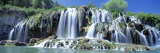 Idaho, Bonneville County, Tributary Waterfall on the Snake River Wall Decal by  Panoramic Images