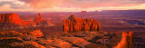Canyonlands National Park Ut, USA Wall Decal by  Panoramic Images