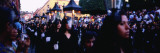 Women Carrying Lanterns in a Good Friday Procession, San Miguel de Allende, Guanajuato, Mexico Wall Decal by  Panoramic Images