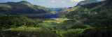 Birds-Eye View of River Through Mountain Landscape, Killarney National Park, Ireland Wall Decal by  Panoramic Images