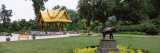Pavilion in a Garden, Olbrich Botanical Gardens, Madison, Wisconsin, USA Wall Decal by  Panoramic Images