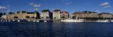 Buildings at the Waterfront, Gamla Stan, Stockholm, Sweden Wall Decal by  Panoramic Images