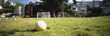 Soccer Balls in a Soccer Field, San Francisco, California, USA Wall Decal by  Panoramic Images
