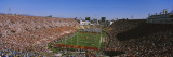 High Angle View of a Football Stadium Full of Spectators, Los Angeles Memorial Coliseum Wallstickers af Panoramic Images