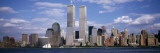Manhattan New York Ny, USA Wall Decal by  Panoramic Images