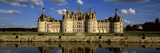 Facade of a Castle, Chateau De Chambord, Loire Valley, Chambord, Loire-Et-Cher, France Wall Decal by  Panoramic Images