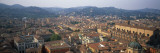 City Viewed from Torre Degli Asinelli, San Petronio Basilica, Bologna, Emilia-Romagna, Italy Wall Decal by  Panoramic Images