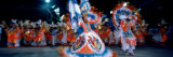 Woman Dancing in Carnaval Costume Rio De Janeiro Brazil Wall Decal by  Panoramic Images