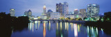Columbus, OH Wall Decal by  Panoramic Images