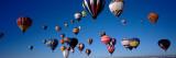 Albuquerque International Balloon Fiesta, Albuquerque, New Mexico, USA Wall Decal by  Panoramic Images