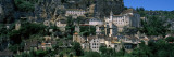 Buildings in a Village, Rocamadour, Lot, Quercy, Midi-Pyrenees, France Wall Decal by  Panoramic Images