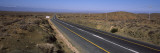 Highway Passing Through a Landscape, N1 Highway, the Karoo, Western Cape Province, South Africa Wall Decal by  Panoramic Images