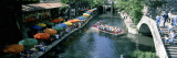 River Walk San Antonio, TX Wall Decal by  Panoramic Images