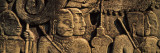 Sculptures in a Temple, Bayon Temple, Angkor, Cambodia Wall Decal by  Panoramic Images