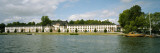 Palace at the Waterfront, Karlberg Palace, Stockholm, Sweden Wall Decal by  Panoramic Images