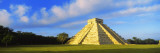 Pyramid in a Field, Kukulkan Pyramid, Chichen Itza, Yucatan, Mexico Wall Decal by  Panoramic Images
