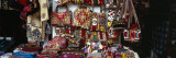 Textiles for Sale at a Market Stall, Bukhara, Uzbekistan Wall Decal by Panoramic Images 