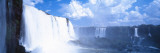 Iguacu Falls Parana Brazil Wall Decal by  Panoramic Images