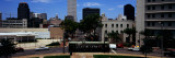 City Viewed from a Memorial, Robert E. Lee Memorial, New Orleans, Louisiana, USA Wall Decal by  Panoramic Images