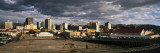 Storm Clouds over a City, Windhoek, Khomas Region, Namibia Wall Decal by  Panoramic Images