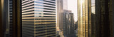 Hotel in a City, Bonaventure Hotel, City of Los Angeles, Los Angeles County, California, USA Wall Decal by  Panoramic Images