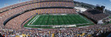 Sold Out Crowd at Mile High Stadium Veggoverføringsbilde av Panoramic Images,
