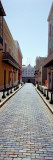 Buildings Along the Alley, Old San Juan, San Juan, Puerto Rico Wall Decal by Panoramic Images