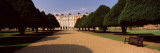 Road Leading Toward a Royal Palace Hampton Court, London, England Wall Decal by  Panoramic Images