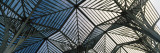 View of Ceiling of a Railroad Station, Oriente Station, Lisbon, Portugal Wall Decal by  Panoramic Images
