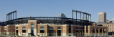 Baseball Park in a City, Oriole Park at Camden Yards, Baltimore, Maryland, USA Wall Decal by Panoramic Images 