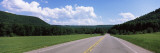 Road Passing Through a Landscape, Near Cuba Lake, Allegany County, New York State, USA Wall Decal by  Panoramic Images